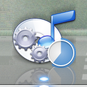 Progress indicator in macOS dock